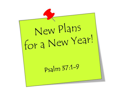 New Plans for a New Year