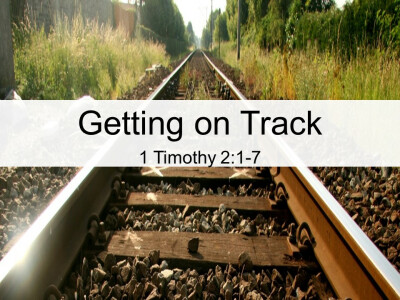 Getting On Track