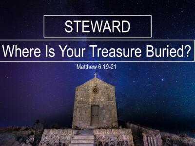 Steward - Where is Your Treasure Buried?