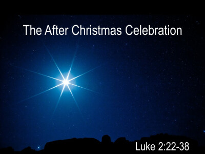 The After Christmas Celebration